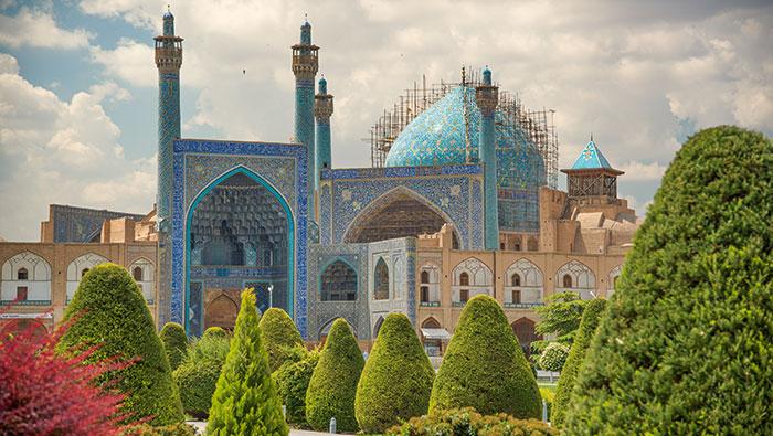 Salam Iran – Mit Wheel Of India on Tour