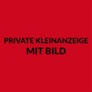 private-kleinanzeige-mit-bild