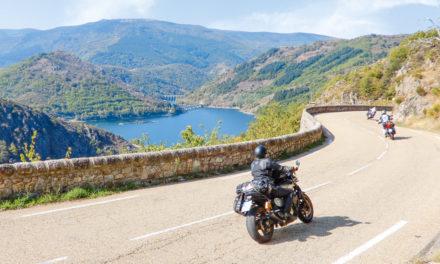 Spätsommer in der Ardèche und Lozère