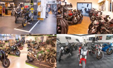 Hänsle Motorradsport – im Lockdown für Euch da.