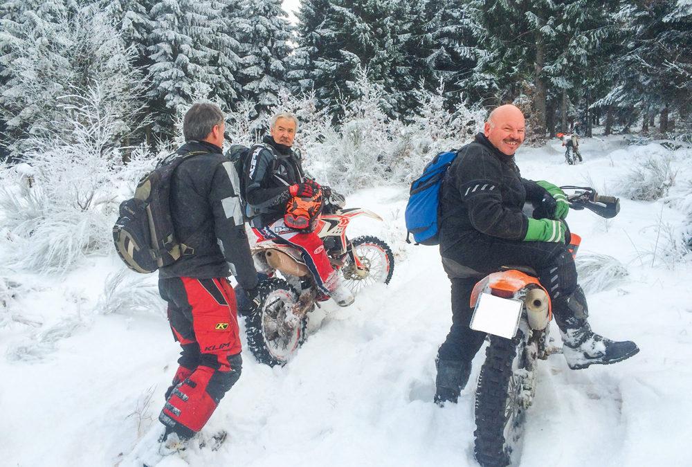 Sicherer Fahrspaß auch im Winter
