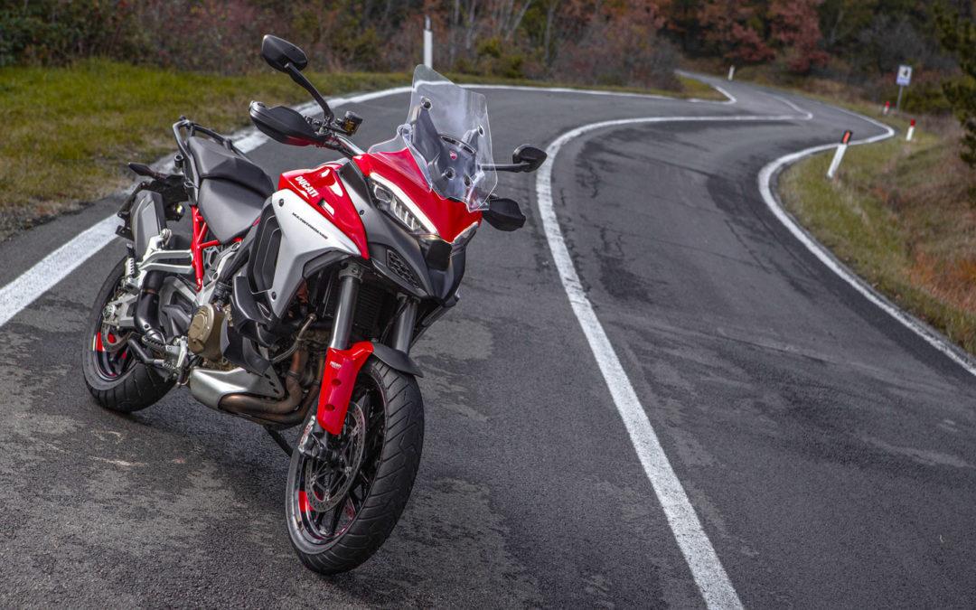 Ducati Multistrada V4 S – Fahrspaß mit  A b s t a n d