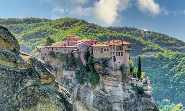 Als Tourguide in Griechenland