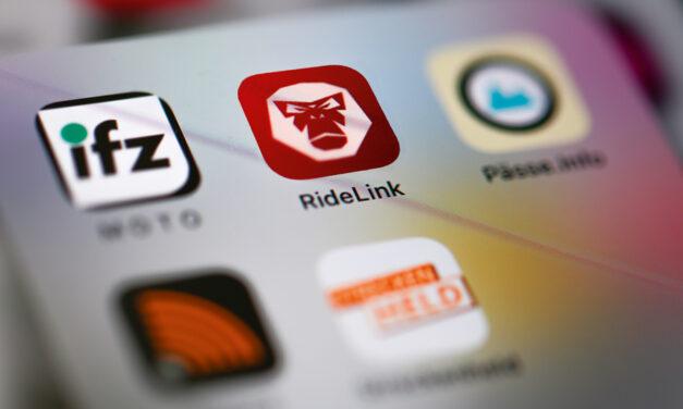 Der WingMan und die RideLink-App im Test