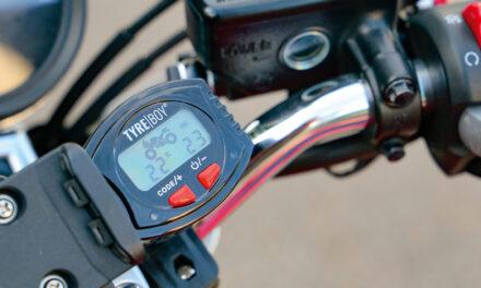 Reifendruckkontrollsystem TyreBoy