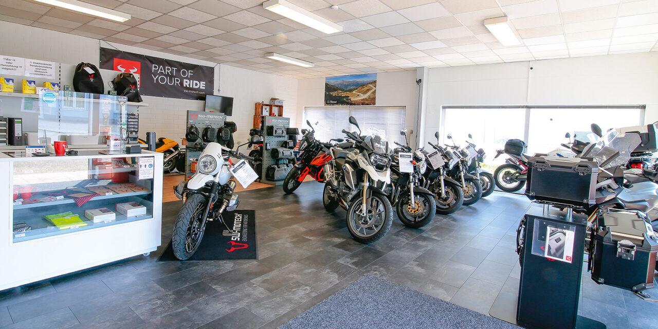 DEIN neuer Motorradhändler im Markgräflerland