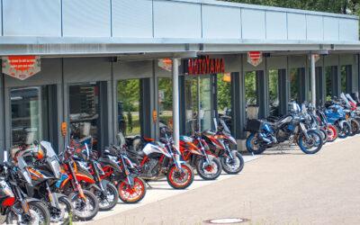 Motoyama schärft Yamaha-Store