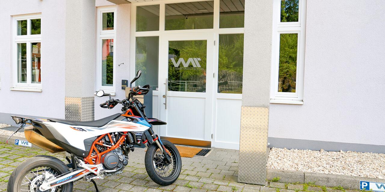 Endlich entspannter auf dem Motorrad sitzen