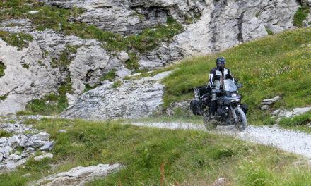100.000 Kilometer Harley Davidson Pan Am
